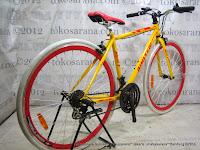 Sepeda Hibrid United Slick 0.1 21 Speed 700C