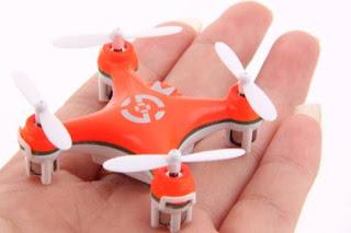 Harga Drone Cheerson CX-10 Harganya Tak Lebih Dari Rp300 Ribu
