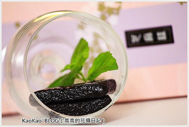 【年節伴手禮】元祖黑芝麻糕 @高高的花攝日記 - nidBox親子盒子