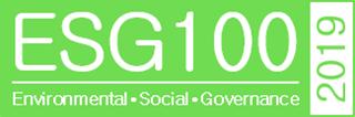 2019 List of ESG100 Companies