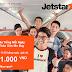 Khuyến Mãi Giá Sốc Jetstar  Giá Chỉ Từ 11.000 Bay Khắp Đất Nước