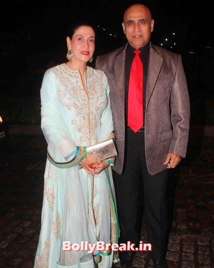 Deepali Issar, Puneet Issar, Nikitin Dheer, Kratika Sengar Wedding Pics