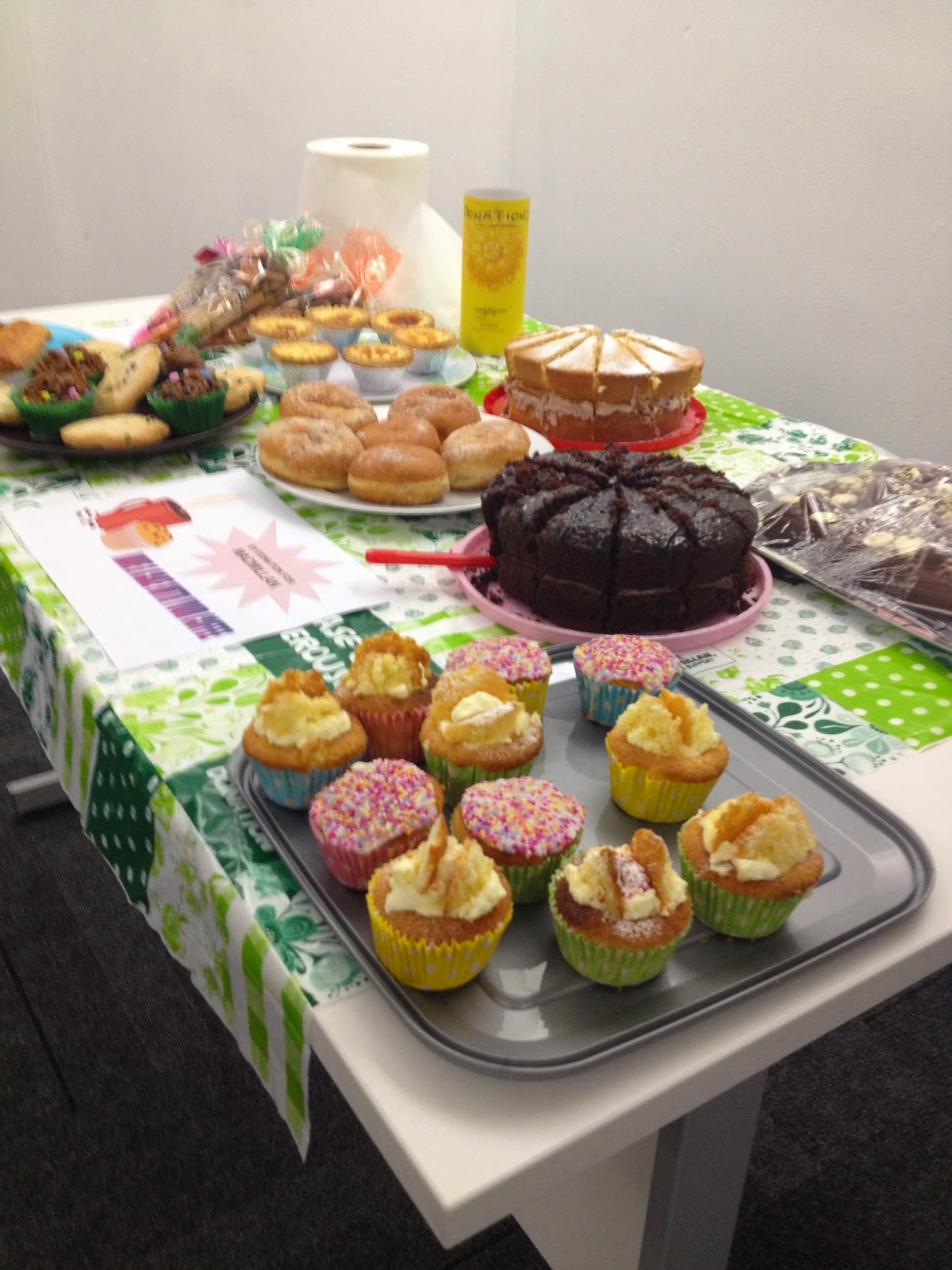 CAkes for Macmillan