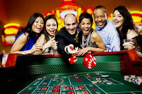 Lựa chọn sòng bạc Casino trực tuyến uy tín.
