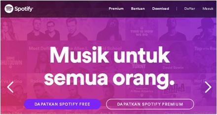 Kisah Hidup Pendiri Spotify, sebuah inspirasi untuk blogger