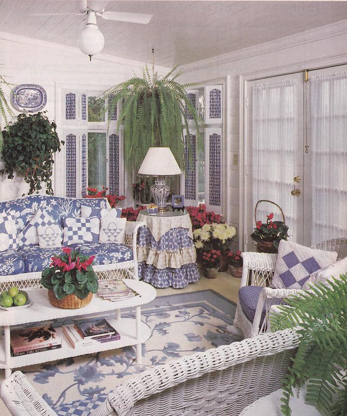 Home Decor I: Vintage Goodness 1.0: Vintage 80's Home Decorating Trends