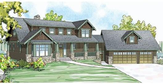 Planos de casas que te inspirar n a construir la casa de for Como construir una casa de campo