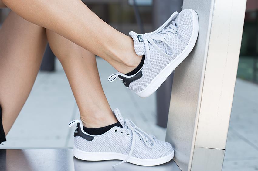 Straight outta Schuhe