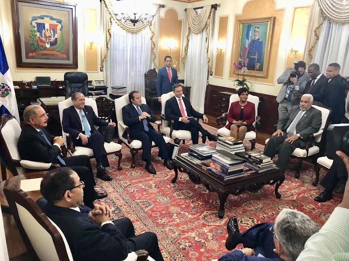 Danilo Medina encabezará hoy la segunda reunión del Consejo Nacional de la Magistratura
