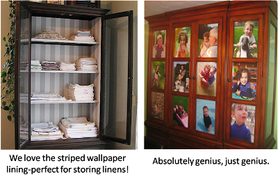 Divine Consign Repurposing China Cabinets