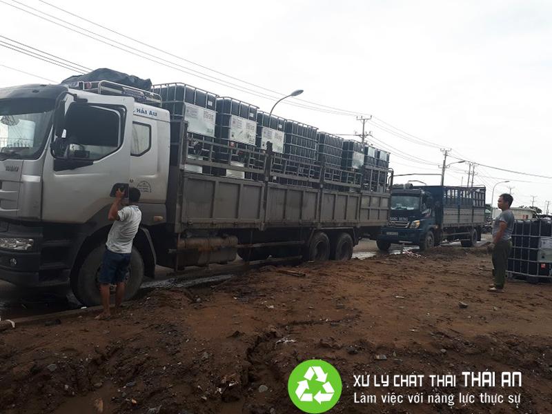 Quy định về xử lý bùn thải - quyết định số 44/2015/qđ-ubnd