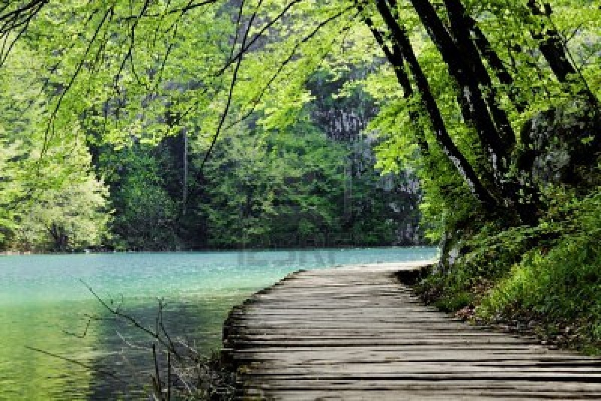 danau plitvice merupakan salah satu pemandangan yang paling indah di eropa terletak kroasia ini memiliki dengan