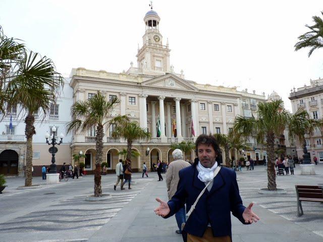 Ayuntamiento de Cádiz , San Juan de Dios.