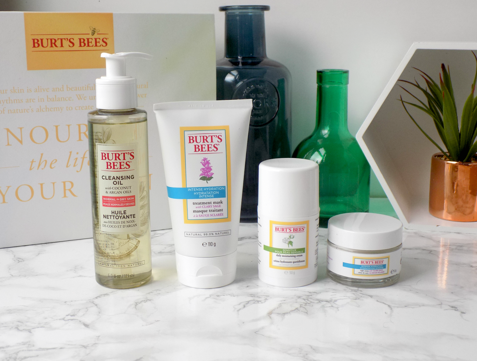Burt's Bees skincare review