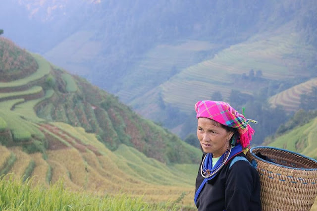 Mu Cang Chai - A special highlight of the mountainous region of North Vietnam 1