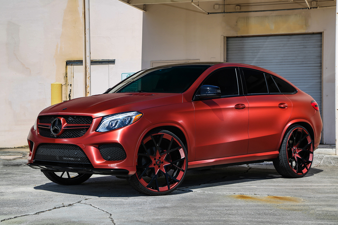 mercedes benz w292 gle coupe on 26 forgiato 2 0 insetto ecl benztuning. Black Bedroom Furniture Sets. Home Design Ideas