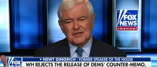 Newt Gingrich Hammers Clinton And The Deep State | The Daily Caller
