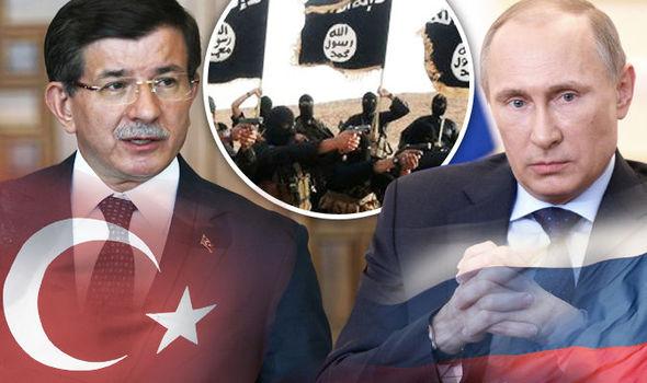 Τουρκία: Η Ρωσία να σταματήσει τις επιδρομές στη Συρία