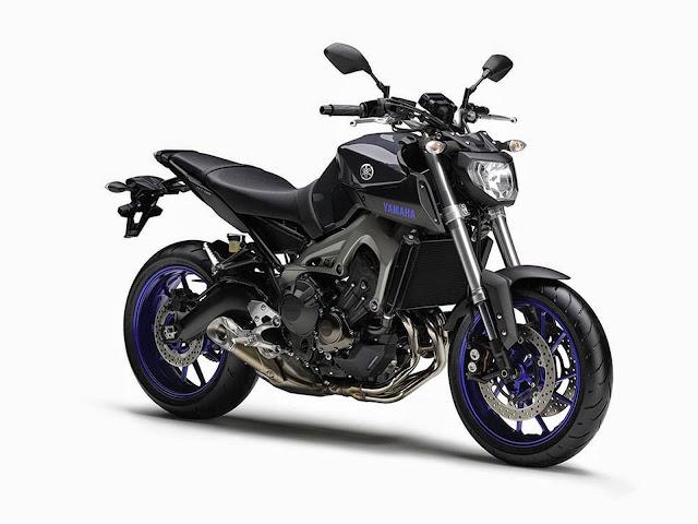Yamaha MT-09 CKD Di Pasaran Malaysia Jun 2014 - Harga Asas RM 54,000