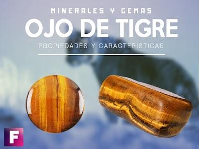 Ojo de tigre - Propiedades y caracteristicas