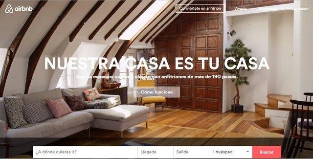 Descuento Airbnb, tu web de alojamiento