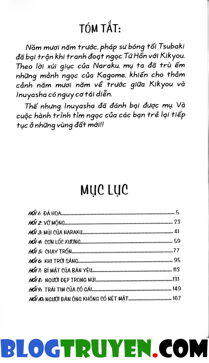 Inuyasha vol 21.1 trang 3