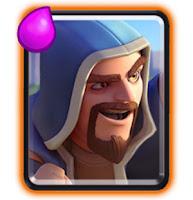 Ringkasan dan cara menggunakan kartu Wizard untuk strategi battle deck clash royale