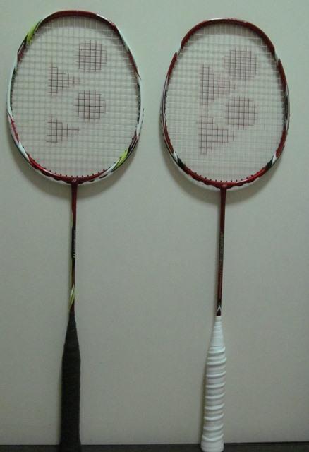 Badminton Research: Yonex Arcsaber 11 vs Arcsaber 10