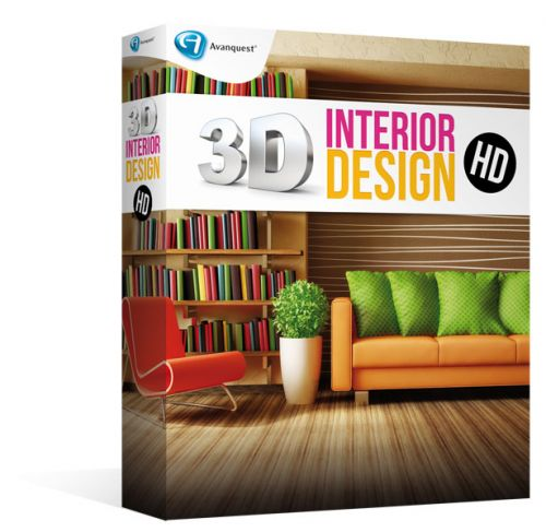 Milebblog: Avanquest 3D Interior Design HD Standard v1.0
