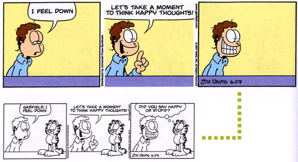 Garfield minus Garfield Dan Walsh