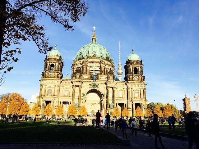 Berlino con bambini