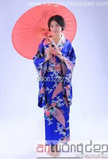 bán trang phục kimono giá rẻ