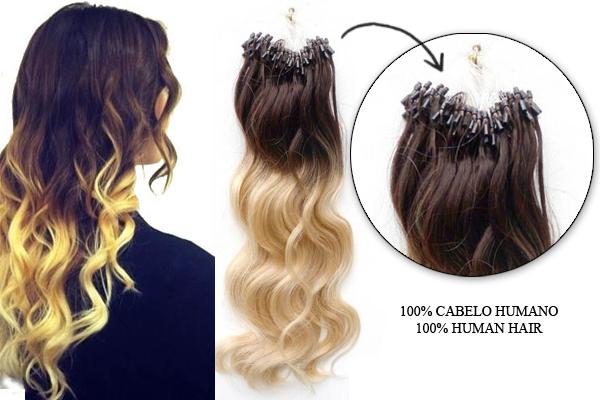 Micro loop hair extension - OMGNB