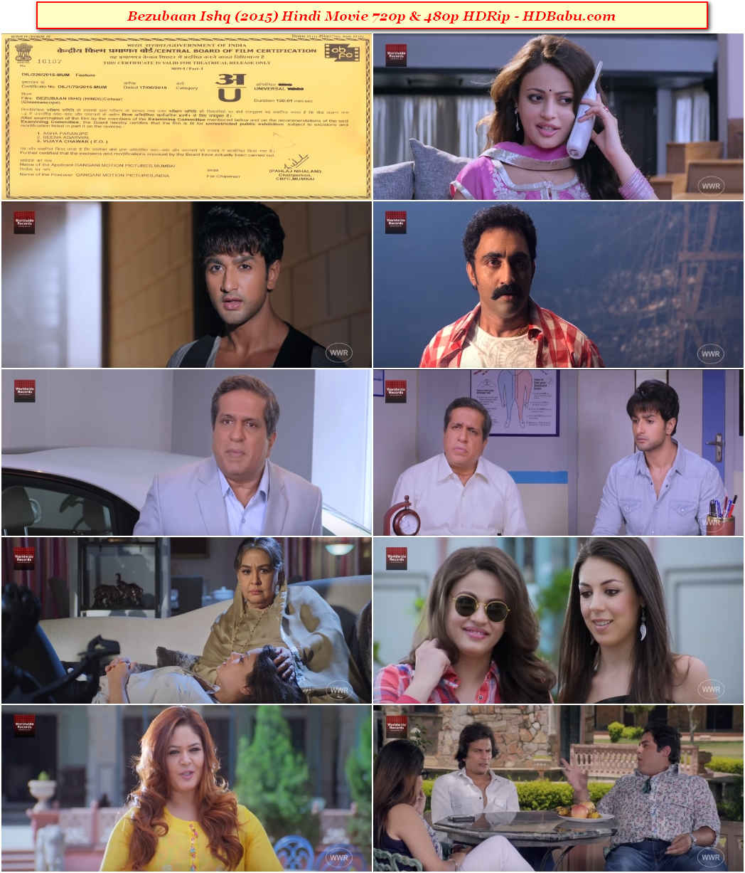 Bezubaan Ishq Movie Download
