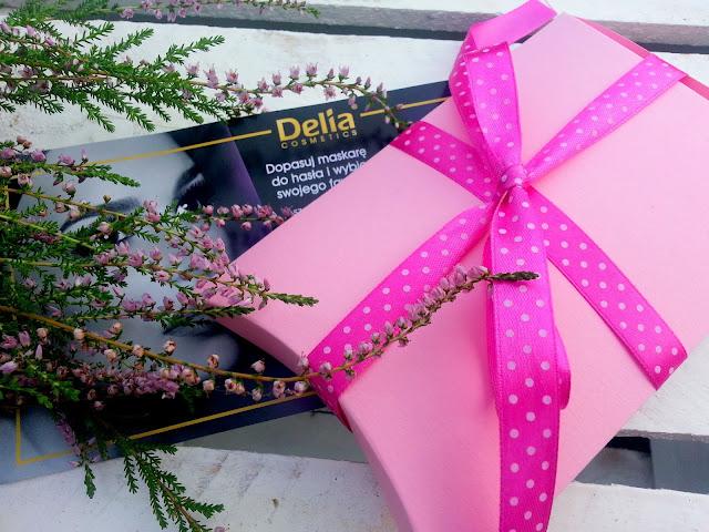 prezent od delia cosmetics