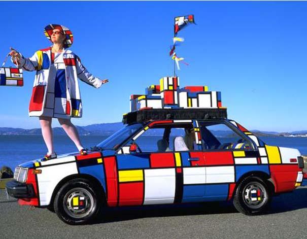 Παράξενα αυτοκίνητα Όταν θες να μετακινηθείς και να κάνεις την διαφορά, υπάρχουν και αυτές οι επιλογές…
