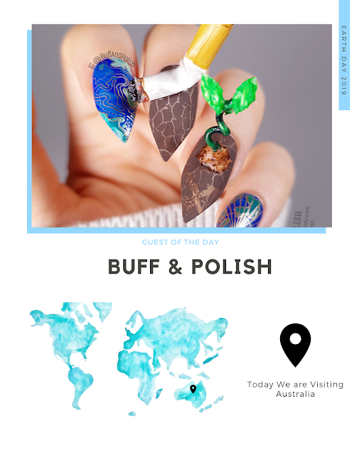 Earth Day Series | Buff & Polish