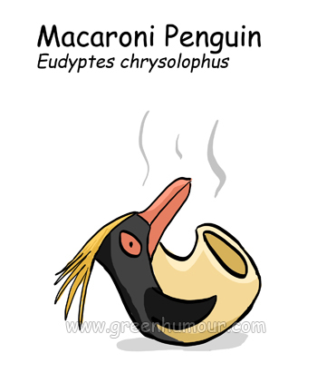 Green Humour The Green Humour Penguin Field Guide