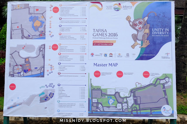 TAFISA Games 2016