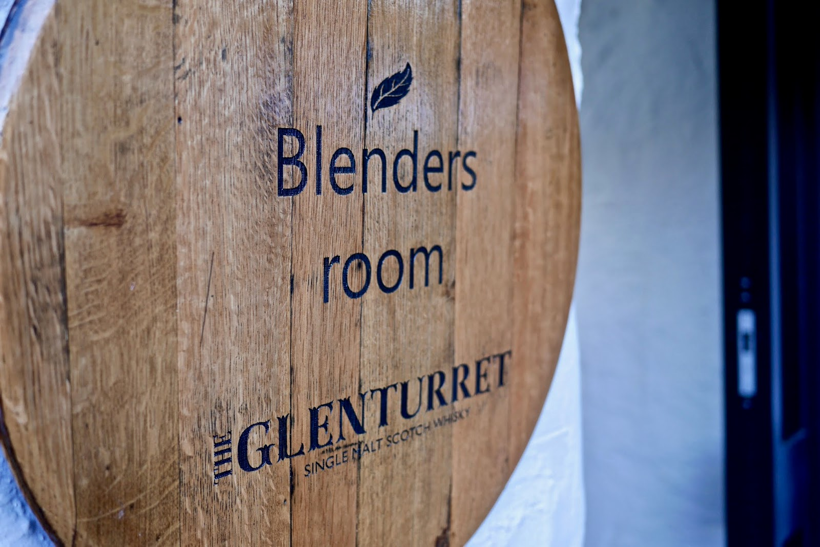 the perfect day, blending experience at The Famous Grouse Experience at Glenturret Distillery