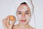 Masker unk mendapatkan wajah putih dan bersih alami