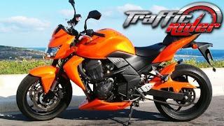 لعبة Traffic Rider اموال غير محدودة كاملة للاندرويد (اخر تحديث)