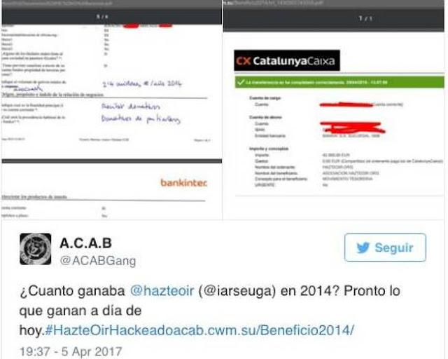 A.C.A.B Leaks