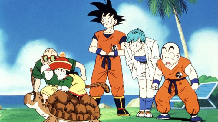 Komik Anime Jepang Online Kopi Hangat Gambar Dragon Ball Manga Dan Serial