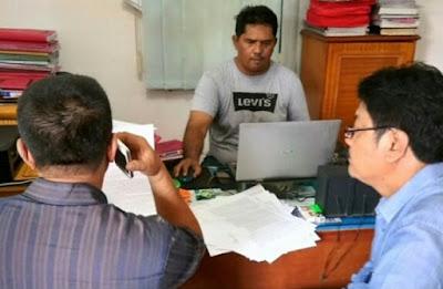 Joni KDS Pengusaha Perumahan di Jebloskan ke Penjara Kasus Penipuan Rp. 8,25 Miliar