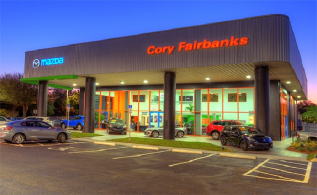 Cory Fairbanks Mazda Dealership Review