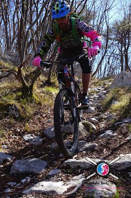 schöne Trails Gardasee