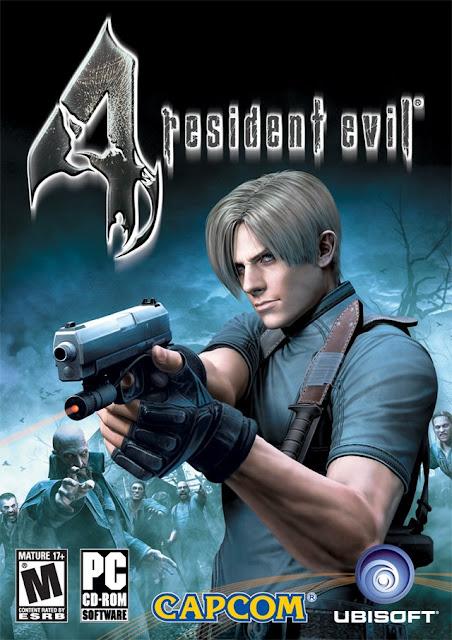 Resident Evil 4 - PC FULL - Portada
