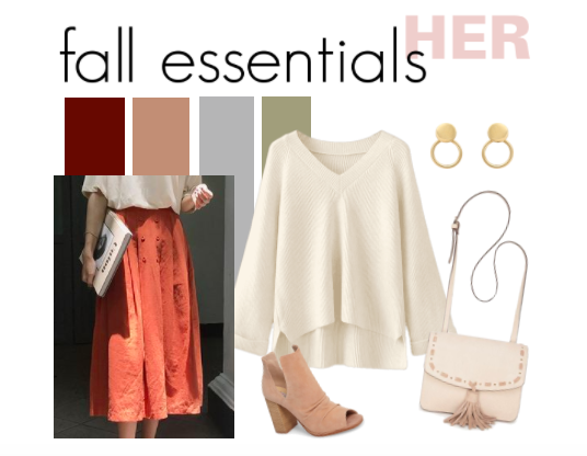 Go-To Fall Style: Hers