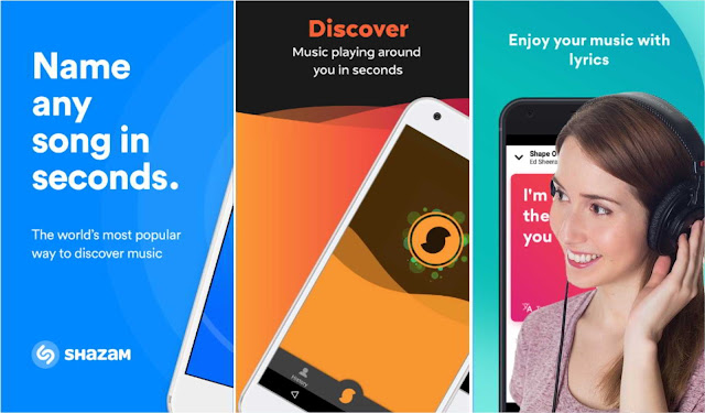 Aplikasi Android untuk mengetahui judul lagu